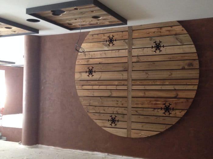h tel 4 toiles de montagne lanslebourg 73 artech joint. Black Bedroom Furniture Sets. Home Design Ideas