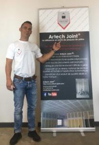 Jointeur dans la ville d'Angers département du 49 Maine et Loire, pour vos chantier de joint de plaques de plâtre