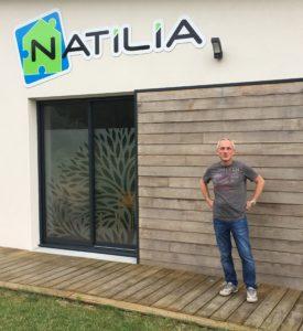 Natilia, constructeur de maison individuelles sur la ville de Tours et ses alentours.