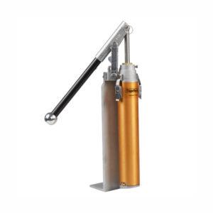 Pompe de remplissage TapeTech, pour machine à joints automatique bazooka pour joints de plaques de plâtre.