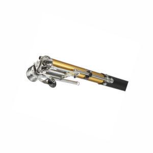 Bazooka pour jointeur, bandeur de joint de plaques de platre a la machine a joint de collage de bandes