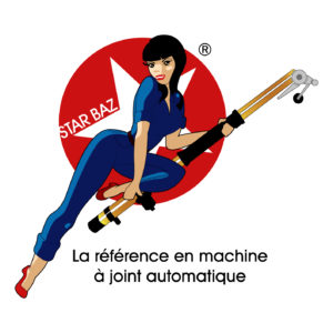 Star baz, la référence en machine à joint automatique TapeTech pour vos joints de plaques de plâtre.
