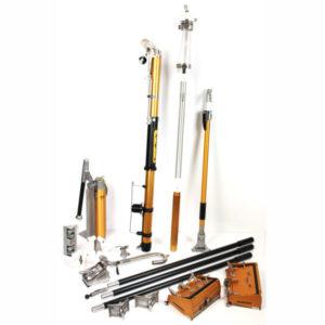 Kit complet SBK 10 pour collage, charge et finition de joints de plaques de plâtre. Pour tous vos chantiers de joints de plaques de plâtre.