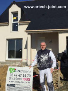 jointeur à Tours pour constructeurs de maisons