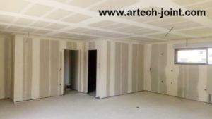 Artech Joint jointeur mécanisé sur la ville du Teich proche de Bordeaux