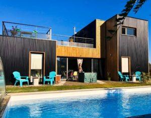 maison individuel E-Loft jointé par Artech Joint Bretagne