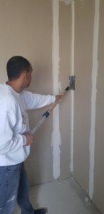 Jointeur de placo pour constructeurs, plaquistes, peintres et particuliers